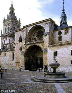 Catedral del Burgo de Osma - Soria (España)