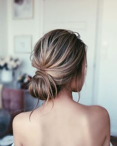 wedding hair brown Recreating the most saved hairstyle Hope you guys like it Best Wedding Hairstyles, Loose Hairstyles, Bride Hairstyles, Pretty Hairstyles, Bridal Hair Updo, Wedding Hair And Makeup, Hair Makeup, Perfect Ponytail, Formal Ponytail