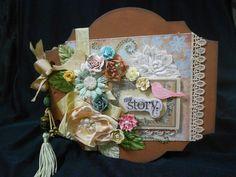 """Mini Álbum """"My Story"""" (Set/2012) - Capa"""