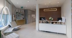 The Canadian retail chain adds cosmetic dermatology to its menu of offerings, with the opening of the Beauty Clinic in Oakville, Ontario. Medical Aesthetician, Vein Removal, Clinic Interior Design, Beauty Clinic, Dermal Fillers, Skin Care Treatments, Drugs, Oakville Ontario