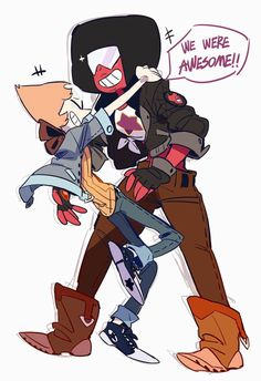 Steven Universe, Garnet, Pearl