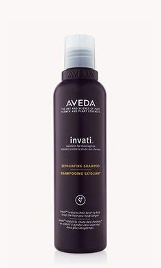 "invati<span class=""trade"">™</span> exfoliating shampoo"