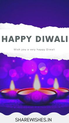 Happy Diwali Whatsapp or Instagram status - Sharewishes.in Diwali Greetings Images, Happy Diwali 2019, Instagram Status, Diwali Wishes, Happy Wishes, Wishes Images, Live Life, Color Mixing, First Love