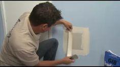 gib plastering - YouTube