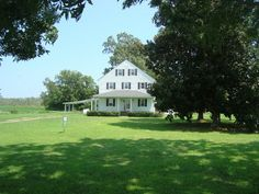 Hertford, Nc Historic Home With Acreage For Sale - Hertford North Carolina