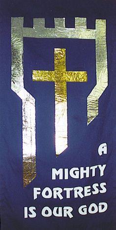 church worship banner