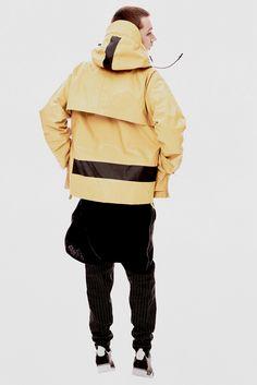 Fresh anorak - Rag & Bone Fall 2015 Menswear - Collection - Gallery - Style.com