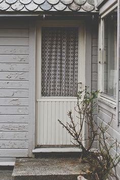 Door at the Island of Runde Norway, Garage Doors, Island, Outdoor Decor, Projects, Design, Home Decor, Circuit, Block Island