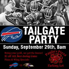 This Sunday! Go #Bills!