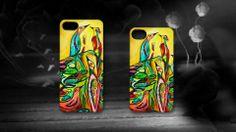 'The Gift' by Maria Richardson. #Acrylic #Artwork #Birds #Artmobilis #iPhone #Cases