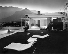 pure genious by the late Julius Shulman.