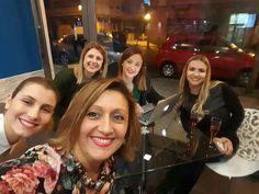 Ladys #Seven4you en la inaguracion del centro de distribuccion en Vigo  #anabelycarlos #libertad