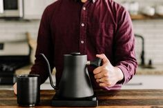 How to Get the Perfect Morning Brew, According to a Coffee Expert #dwellshop #homedecor #shopping #coffee Latte Flavors, Cow Creamer, Tea Glasses, Home Goods Decor, Fresh Milk, Blended Coffee, Home Brewing, Coffee Cups, Copper