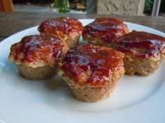 Turkey Meatloaf Muffins » Nutmeg Notebook