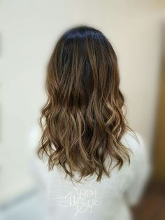 Thank god for learning modern techniques to give smooth, clean results that speaks for themselves 😊 Chocolate balayage