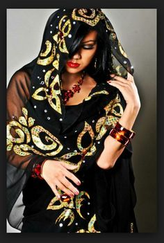 Sudanese traditional dress