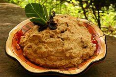 Sun dried Tomato Cashew Cheese Spread