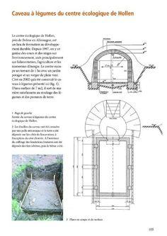 construire une cave naturelle construction et am nagement d 39 espaces pour la conservation des. Black Bedroom Furniture Sets. Home Design Ideas