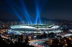 Olympic Stadium Seoul - Sungjin Kim Photography
