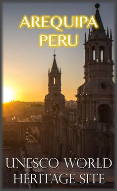 Unesco World Heritage Site: Arequipa is often not on the tourist trail through Peru. Maybe it should be - because there is a lot to discover.