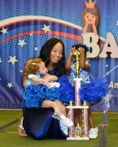 BABY MISS ATLANTA PINTEREST 2016  JOURNI SCARLETT-MARIE RIVERS  BABY MISS UNITED STATES 2016 - SAEDI GRACE RAWLS