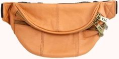 Leather Colored Waist Bag Fanny Pack - 7310 Marshal. $15.99