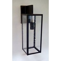 You'll love the Burnam 1-Light Outdoor Wall Lantern at AllModern - With Great Deals on modern Lighting products and Free Shipping on most stuff, even the big stuff.