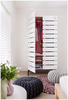 El armario es un mueble imprescindible para cualquier habitación y sabemos lo carísimos que son, por eso, te invitamos a que te pongas manos a la obra y crees tu propio armario. Aquí te dejo 5 estilos diferentes. ¿Con cuál te quedas? ¡Organización buena, bonita y barata! loading... Relacionado ¡Comparte!1.4K91.4KShares