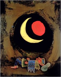 Paul Klee - Strong Dream
