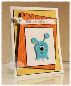 Let's Celebrate :) by prchvs - Cards and Paper Crafts at Splitcoaststampers
