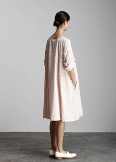 kowtow - 100% certified fair trade organic cotton clothing - Solid Light Dress