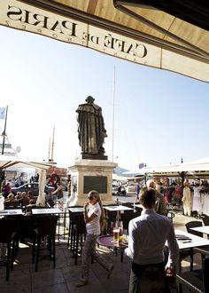Café de Paris - Port de Saint-Tropez