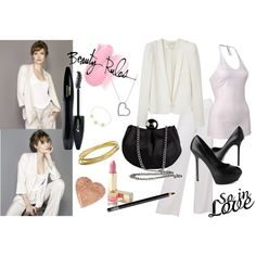 Angelina Jolie, created by enjoyjessica on Polyvore