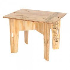 組み立て式テーブル「PANEL TABLE」
