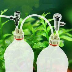 New DIY CO2 Generator System Kit Aquarium Water Plants Necessity Carbon Dioxide at Banggood #AquariumCO2System