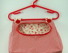 Sewing Mat Organizer Thread Catcher and Pin by SundayGirlDesigns