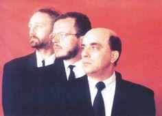Przemysław Gintrowski, Jacek Kaczmarski, Zbigniew Łapiński. We are my loving bards.