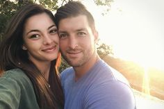 """""""I want the Vows to be Perfect"""", Former NFL quarterback Tim Tebow Exchange Wedding Vows with Miss Universe 2017 Demi-Leigh Nel-Peters Tim Tebow Foundation, Night To Shine, Demi Leigh Nel Peters, Houston, Christian Couples, African Models, Dance Lessons, American Sports, People Magazine"""