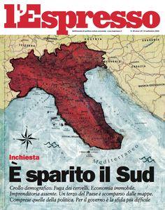 La copertina dell'Espresso in edicola venerdì 4 settembre 2015. Illustrazione: Maurizio Ceccato. Art Direction: Daniele Zendroni.