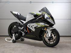 BMW Motorrad Concept eRR Sportsbike
