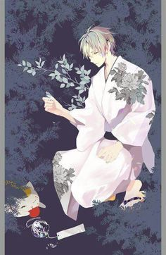 Beautiful natsume