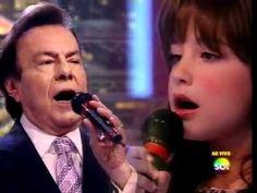Giulia Soncini e Agnaldo Rayol