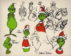 Chuck Jones - Grinch