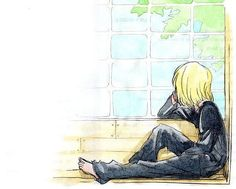 Mello / Mihael Keehl. Wammy`s House. Death Note