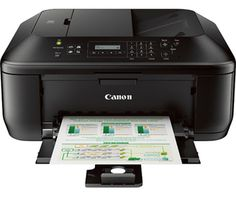 Canon printers deliver good quality printers and perform the best time after time.