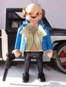 Torrente Playmobil