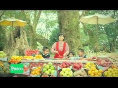 いいなCM 敷島製パン Pscco 超熟 小林聡美 「湖」篇 - YouTube