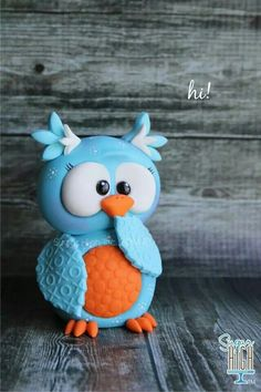 Shy little Hoot owl by Sugar High