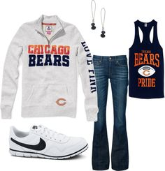 1000 Images About Chicago Bears Baby♡ On Pinterest