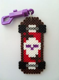 Minecraft Creeper Skateboard Perler Beads Ideas For Joe
